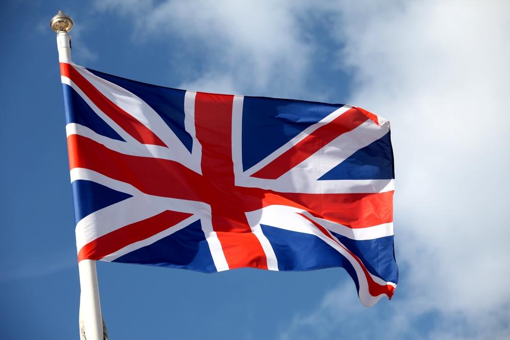 жить английский флаг фото прием